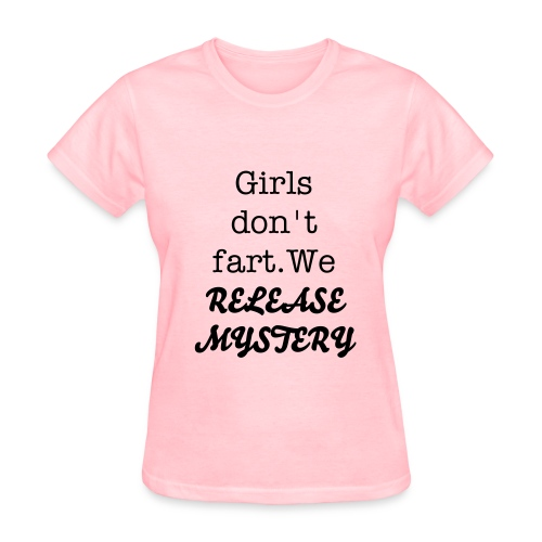 Girls Release Mystery Version 2 - Women's T-Shirt