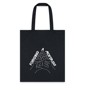 FaM Tote - Hands (Black) - Tote Bag