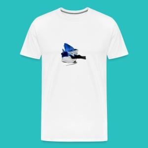 Mordecai 3 Logo - Men's - Men's Premium T-Shirt