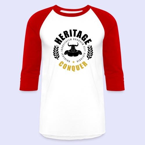 Men's Baseball T-Shirt Taurus  - Baseball T-Shirt