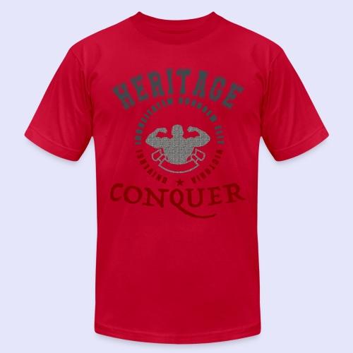 Men's T-Shirt Heritage Conquer Color - Men's Fine Jersey T-Shirt