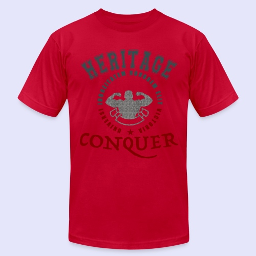 Men's T-Shirt Heritage Conquer Color - Men's  Jersey T-Shirt