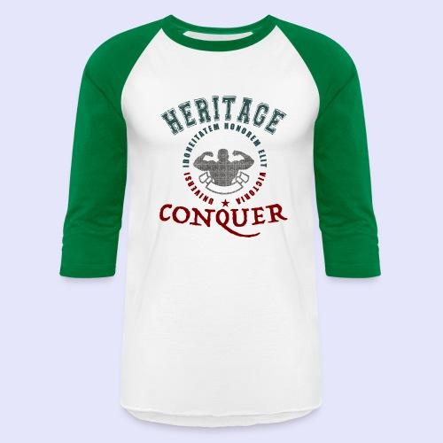 Men's Baseball T-Shirt Heritage Conquer Color - Baseball T-Shirt