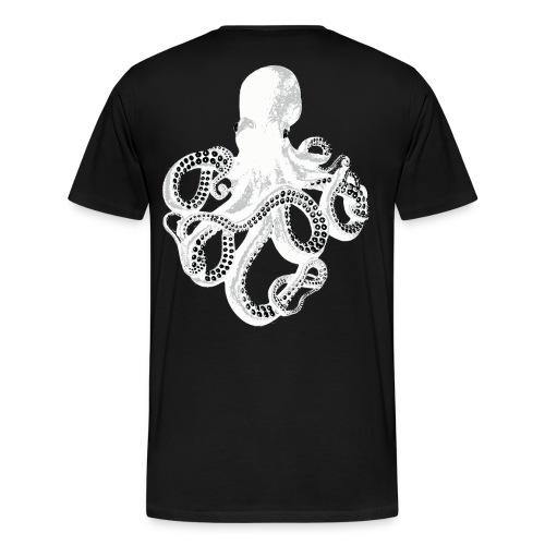 OCTOPUS Mens T-shirt - Men's Premium T-Shirt