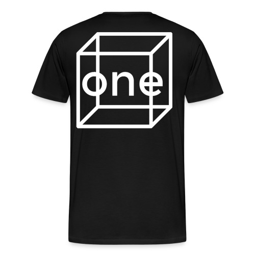 SQUAREone Mens T-shirt - Men's Premium T-Shirt