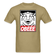 T-Shirts ~ Men's T-Shirt ~ OBÊÊÊ