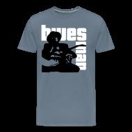 T-Shirts ~ Men's Premium T-Shirt ~ blues man