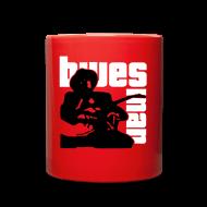 Mugs & Drinkware ~ Full Color Mug ~ blues man