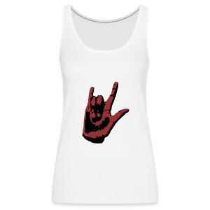 ASL I Love You Woman's Tank - Women's Premium Tank Top