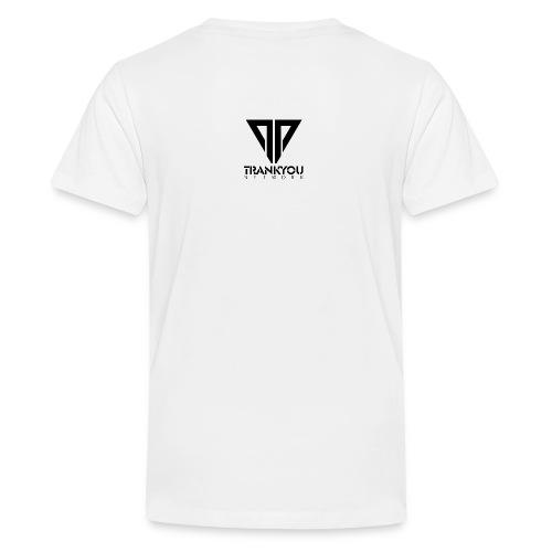 Camisa Blanca TYN -HOMBRE- - Kids' Premium T-Shirt