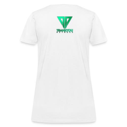 Camisa Blanca TYN -MUJER- - Women's T-Shirt