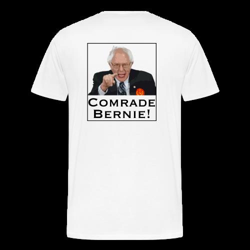 Comrade Bernie - Men's Premium T-Shirt