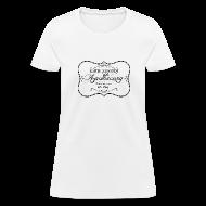 T-Shirts ~ Women's T-Shirt ~ Master Raymond's Apothecary (Dark)