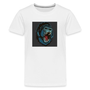 GAMINGGEE DECAL FITTED  - Kids' Premium T-Shirt