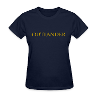 T-Shirts ~ Women's T-Shirt ~ Outlander logo