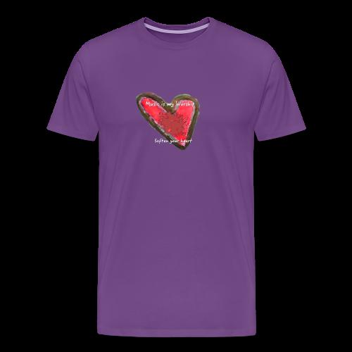 Soften Your Heart - Men's Premium T-Shirt
