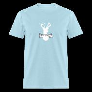 T-Shirts ~ Men's T-Shirt ~ Je Suis Prest Logo