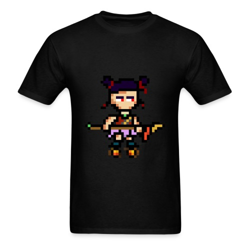 Pixel Ne Zha Tee - Men's T-Shirt