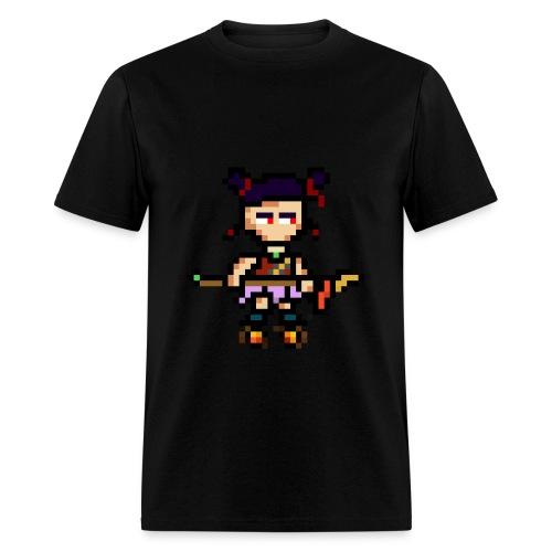 Pixel Ne Zha Tee - Men's T-Shirt