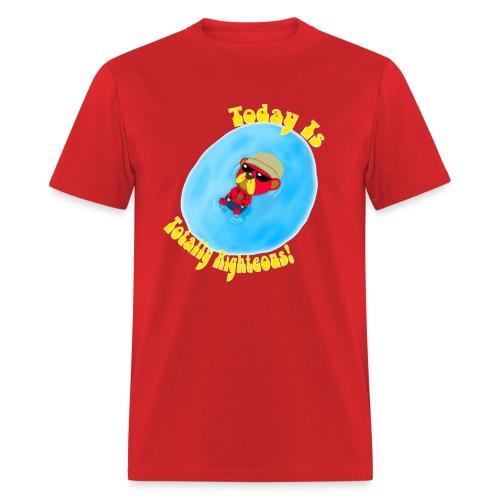 Chill Otter - Men's T-Shirt