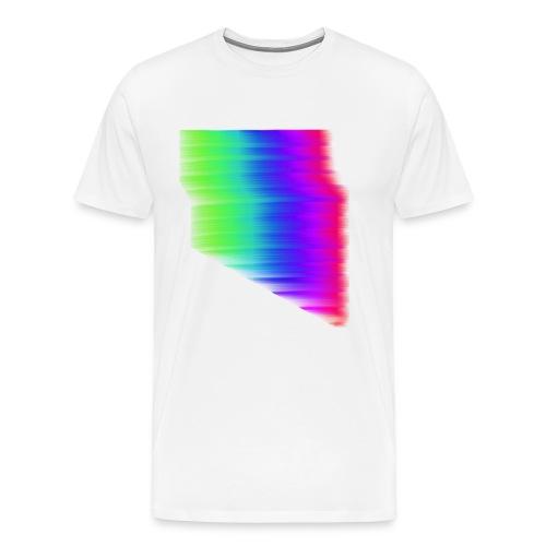 Color Slant - Men's Premium T-Shirt
