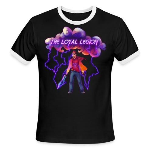 The Loyal Legion Ringer Shirt - Men's Ringer T-Shirt