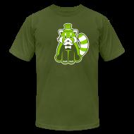 T-Shirts ~ Men's T-Shirt by American Apparel ~ [sirredpanda]