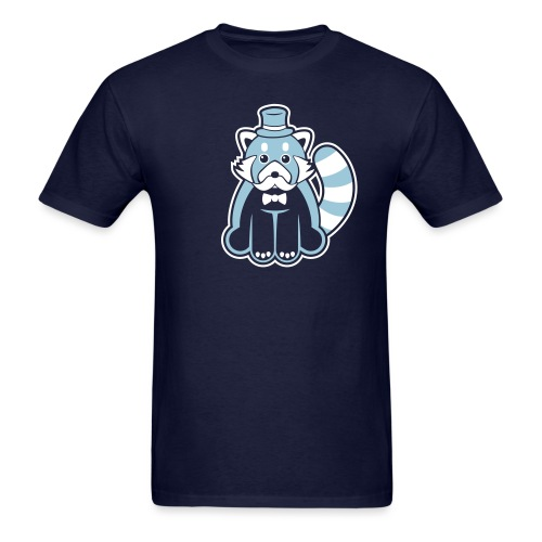 [sirredpanda] - Men's T-Shirt