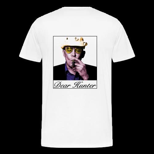 Dear Hunter T-Shirt - Men's Premium T-Shirt