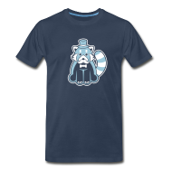 T-Shirts ~ Men's Premium T-Shirt ~ [sirredpanda]