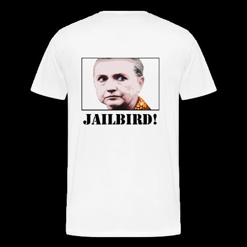 Jailbird T-Shirt - Men's Premium T-Shirt