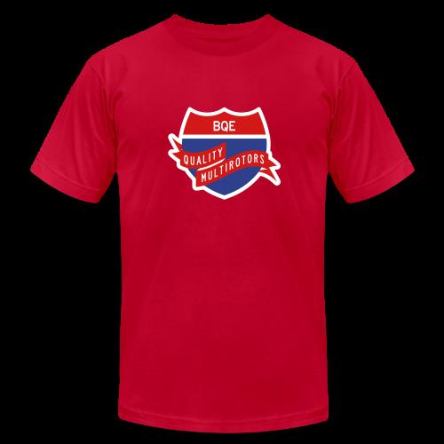 BQE T Shirt Premium Flex Print 3 color - Men's  Jersey T-Shirt