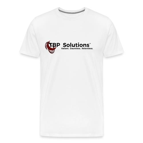 TBP Solutions - Men's Premium T-Shirt