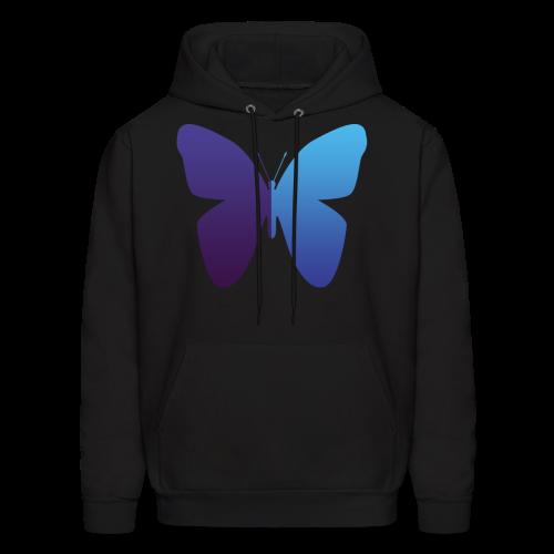 528 Evenings Media Butterfly Hoodie (Mens) Variant 1 - Men's Hoodie