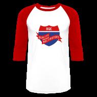 T-Shirts ~ Baseball T-Shirt ~ BQE Baseball Shirt Digital Print