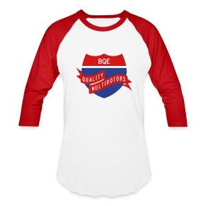 BQE Baseball Shirt Digital Print - Baseball T-Shirt