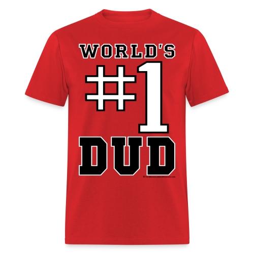 DUD DAD - Men's T-Shirt
