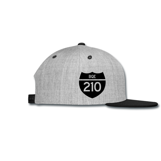 BQE 210 Limited Edition Flocked Cap