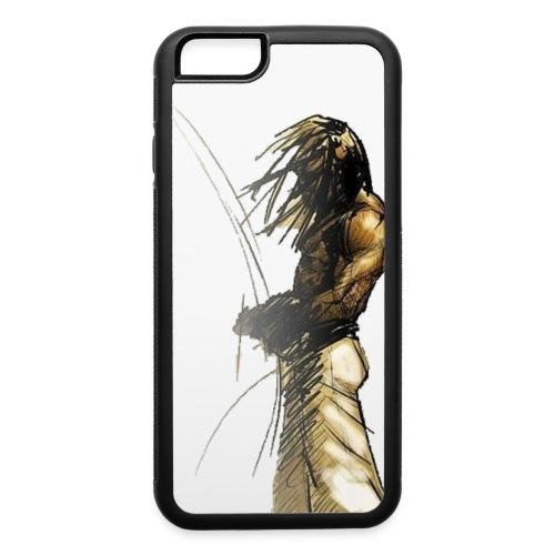 Celcapoeira2 - iPhone 6/6s Rubber Case
