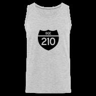 Sportswear ~ Men's Premium Tank ~ BQE 210 Limited Edition Tank!