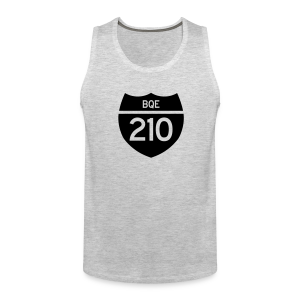 BQE 210 Limited Edition Tank!  - Men's Premium Tank