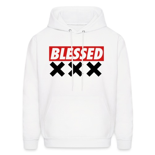 Blessed Hoodie Mens - Men's Hoodie