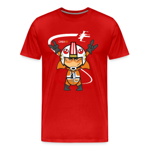 The Pilot! V.1 - Men's Premium T-Shirt