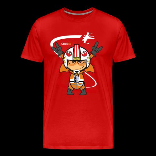 The Pilot! V.1 - Men's Premium T-Shirt