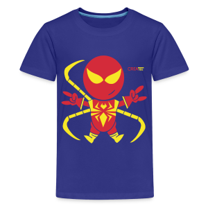 The Iron Spider! (Kids) - Kids' Premium T-Shirt