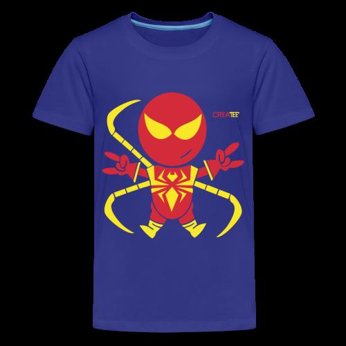 The Iron Spider! (Kids) - Kids' Premium T-Shirt