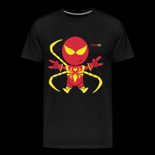 The Iron Spider! - Men's Premium T-Shirt