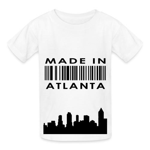 MADE IN ATL SHIRT KIDS - Kids' T-Shirt