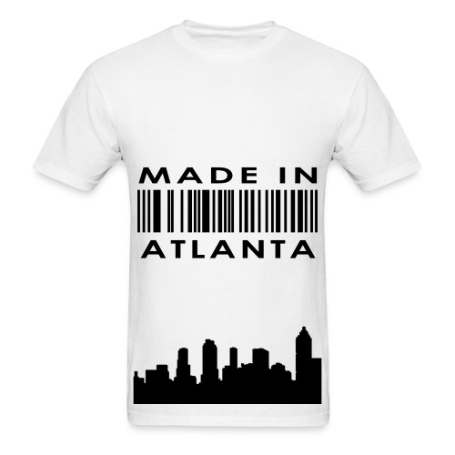 MADE IN ATL SHIRT Mens - Men's T-Shirt