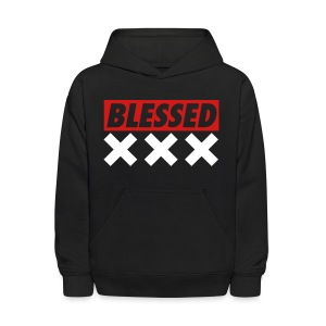 Blessed Hoodie Kids - Kids' Hoodie